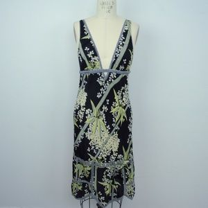 Intimately Free People Lingerie Slip Dress Floral